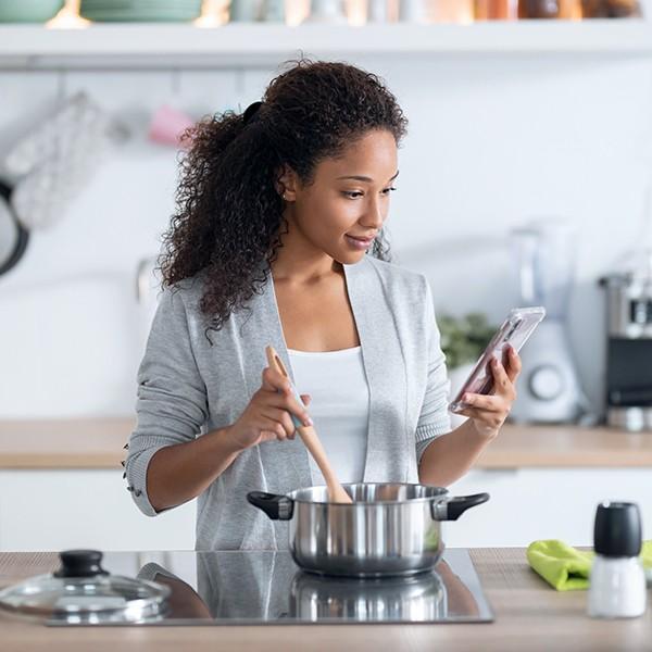 Social network in cucina